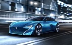 Peugeot Instinct concept previews hybrid, self-driving technologies