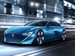 Peugeot Instinct concept, 2017 Mobile World Congress