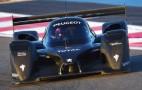 Peugeot prepping hybrid-diesel racer for 2009 Le Mans