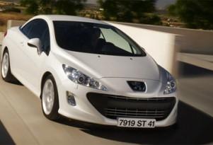 Peugeot reveals new 308 CC