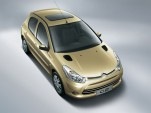 Peugeot's new 206 to be labeled a Citroën for China