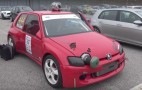 This 500-horsepower Peugeot 106 is awesome, horrible