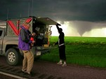 Phil Berg, tornado chaser