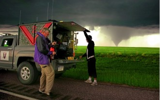 Phil Berg, The Tornado Chaser Among Us