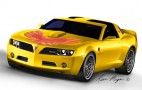 Pontiac Lives On With Phoenix Camaro Trans Am Conversion