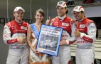 Audi Secures Le Mans Front Row With Two Different Types of R18