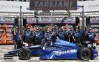 Tagliani Takes Second Straight Texas INDYCAR Pole