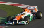 Sahara Force India Formula One Team Unveils New Car
