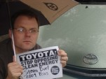 Photo on MoveOn.org: Toyota, Stop Opposing Clean Energy