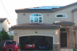 One electric car owner's experiences in adding solar panels: why, what, and how
