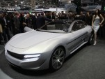 Pininfarina Cambiano live photos, 2012 Geneva Motor Show