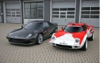 Modern Lancia Stratos Turns Out To Be Pininfarina Designed One-Off