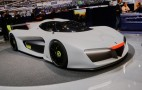Pininfarina H2 Speed concept is an eco-friendly race car: Live photos and video