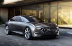 Hybrid Kinetic electric luxury car, with turbine range extender, to be built in China