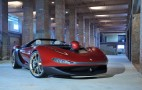 Photos &amp; Video Of Pininfarinas Ferrari-Based Sergio Concept
