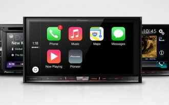 Hungry For Apple CarPlay But Don't Want To Buy A New Car? Pioneer Has Aftermarket Options