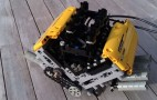 Lego V-8 And Six-Speed Sequential Gearbox Are Awesome: Video