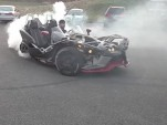 Polaris Slingshot with an LS3