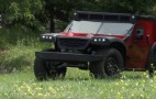 The FUNTER is an off-road master of four-wheel steering angles