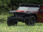 Polish engineers build the Funter off-road truck