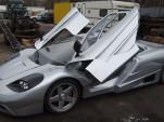 Polish McLaren F1 supercar replica