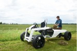 Kulan Electric Utility Concept: Simple 'Donkey' Vehicle For Parks, Farmers