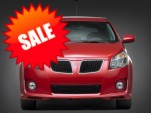 Pontiac On Sale
