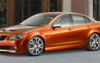 Pontiac planning G8 GXP with Corvette LS3 V8?