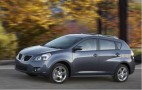 2010 Pontiac Vibe: The Last Pontiac Is The Greenest