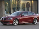 2009 Pontiac G8