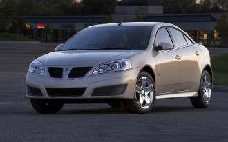 GM Offers Financing Deal On Certified Used Pontiac G6