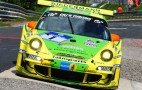 Porsche takes overall victory at 2009 Nurburgring 24-hour race