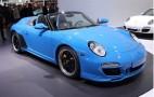 2010 Paris Auto Show: 2011 Porsche 911 Speedster and GTS