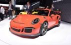 Porsche 911 GT3 RS finally revealed: Live photos and video from Geneva
