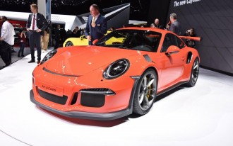 Don Draper's Imperial, Renegade Vs. Trax, Porsche 911 GT3 RS: What's New @ The Car Connection