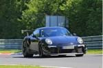 2018 Porsche 911 GT2 spy shots
