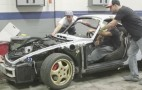 Watch a Porsche 964 911 restoration condensed to five minutes