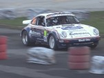 1984 Porsche 911 SC/RS Group B rally car