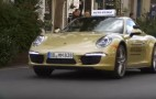 If Porsche 911s Were Used In Driving Schools: Video