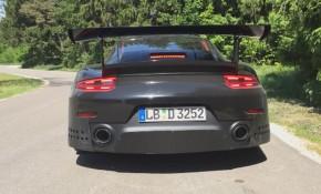 Porsche 911 GT2 RS prototype - Image via Sport Auto