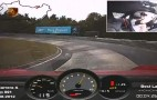 Watch The 991 Porsche 911 Carrera S Lap The 'Ring In 7:37.9: Video