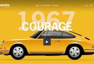 Porsche 9:11 magazine