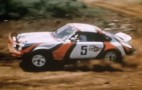 Porsche 911 SC East African Safari Rally Car: Video