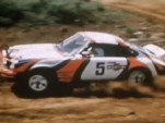 Porsche 911 SC East African Safari Rally car