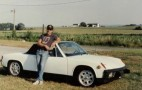 Daughter Reunites Stepfather With A Porsche 914: Video