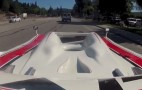 Driving A Porsche 917 On The Street: Video