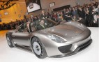 Production Porsche 918 Supercar To Keep Spyder Bodystyle