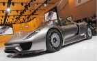 Porsche 918 Spyder Makes Moving Debut At Monterey