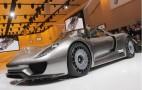 Porsche 918 Spyder Makes Moving Debut At Monterey