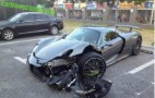 Porsche 918 Spyder Crashes In China, Driver May Have Been Owner's Friend